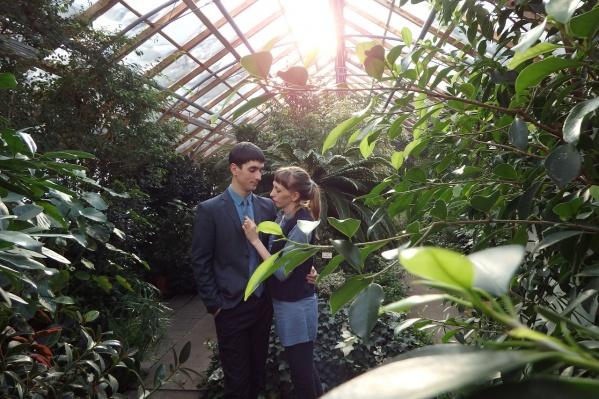 Очутиться в тропических джунглях можно в Екатеринбурге даже в феврале