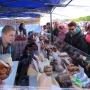 В Кургане открылась пятая Троицкая ярмарка