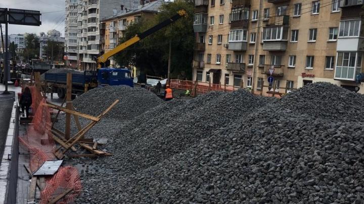 Ремонт затянулся из-за аварии на водоводе: мост на Шевченко не успеют открыть к 5 сентября