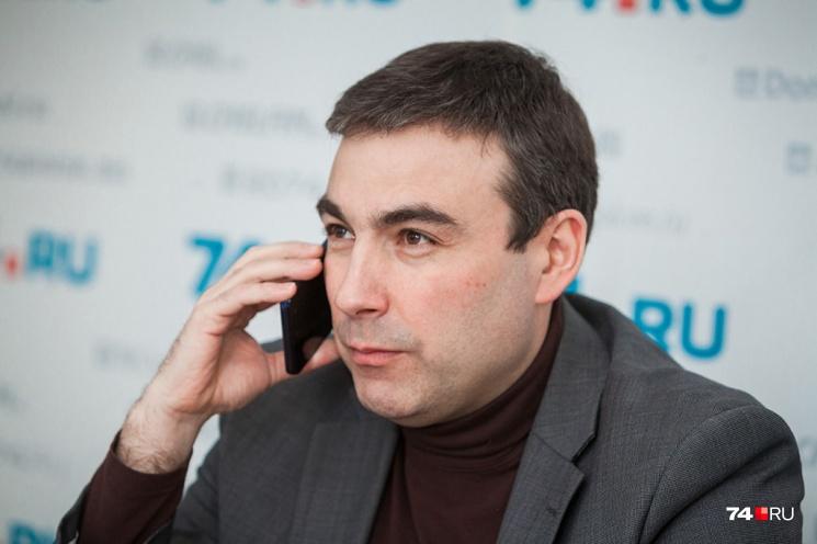Александр Орёл энергичный и грамотный чиновник, но внезапно вышел из игры