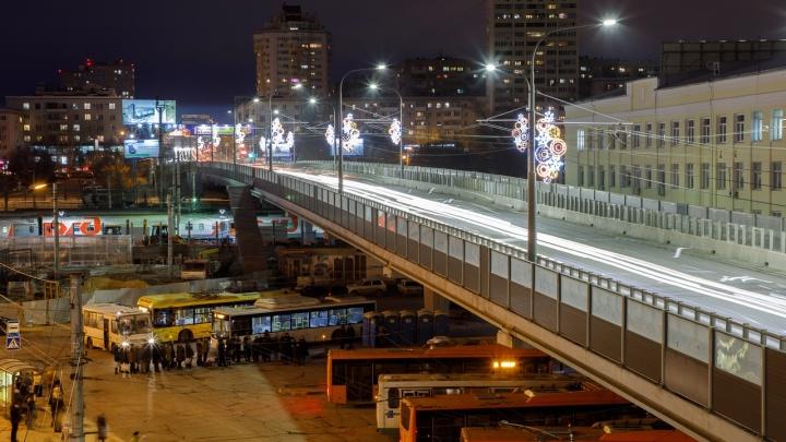 Прокурор напишет Лихачеву: в центре Волгограда дом рядом с вокзалом глушит шум Комсомольского моста