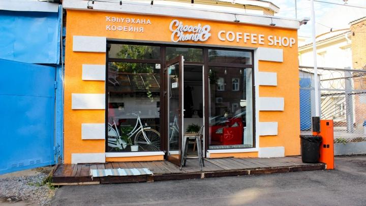 Cheech & Chong: тестируем необычную уфимскую кофейню