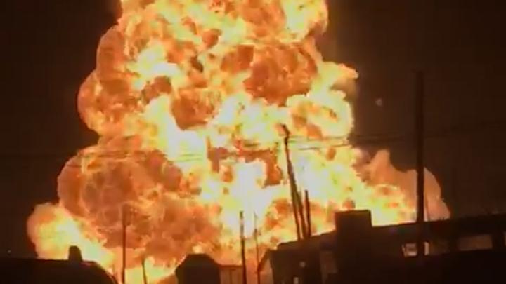 Южноуральца, пострадавшего при взрыве на заправке, перевезут в челябинский ожоговый центр