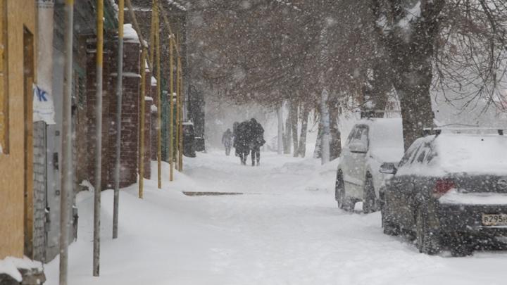 На Башкирию обрушатся снегопады: МЧС предупреждает жителей об ухудшении погоды