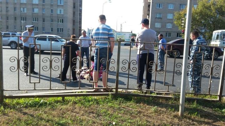 Суд отправил в колонию водителя из Башкирии, сбившего насмерть мать и дочь в Татарстане