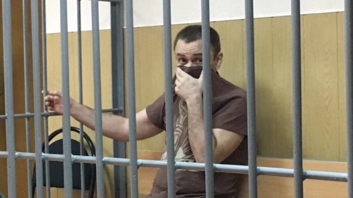 В Волгограде убийца правой руки Кадина не допросился пощады у суда