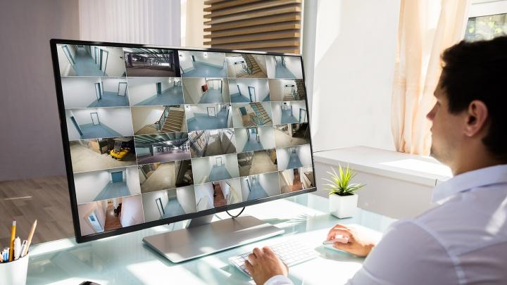 Высоко сижу, далеко гляжу: система видеонаблюдения контролирует все происходящее в доме без хозяина