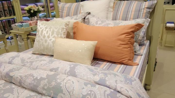 Все для домашнего уюта: в Архангельске открылся магазин качественного текстиля