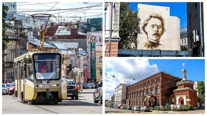 История одной улицы: гуляем по протяженной и ломаной улице Пискунова