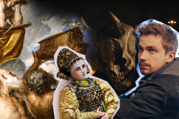 Среди ярких событий — новая выставка в парке «Россия — Моя История» и фильм с Александром Петровым