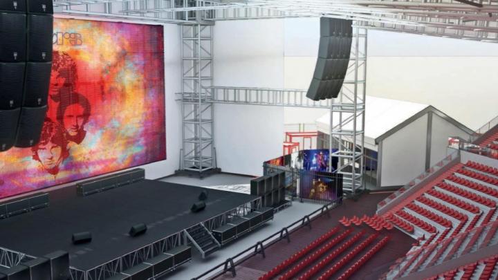 В Минэкономразвития озвучили сумму, в которую обойдется концертный зал у «Самара Арены»