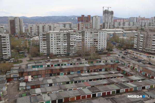 Красноярцы предпочитают «расширяться» уже в других городах, где больше зарплаты и чище воздух