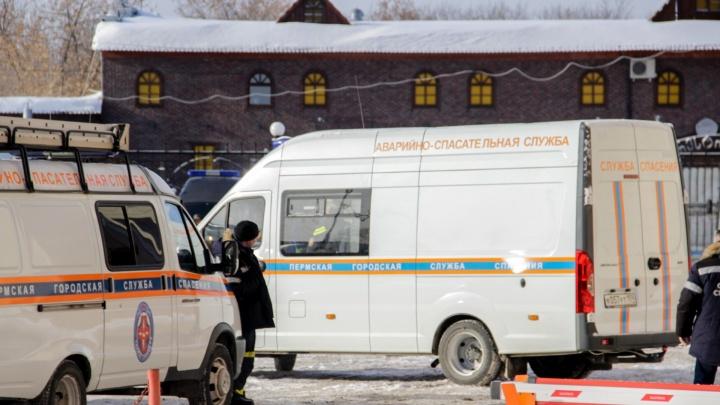 В Перми детский сад эвакуировали из-за подозрительного предмета