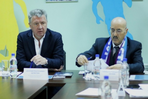 Врио министра спорта сообщил, что команде нужно привлекать спонсоров