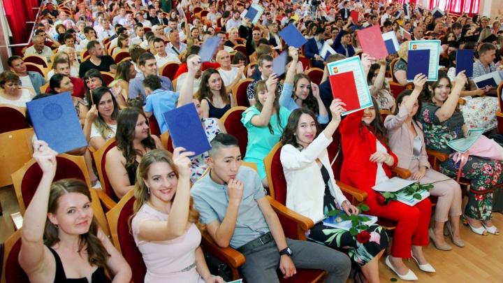 «Золотой» выпуск: на лечебном факультете ВолгГМУ побили рекорд красных дипломов