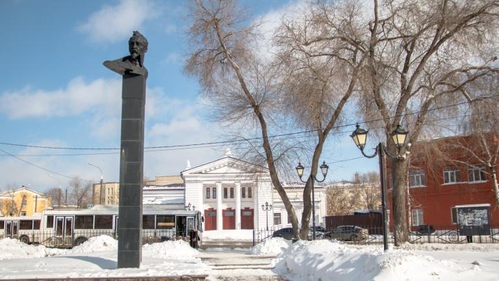 На Хлебной площади предложили установить фонтан и монетный домик