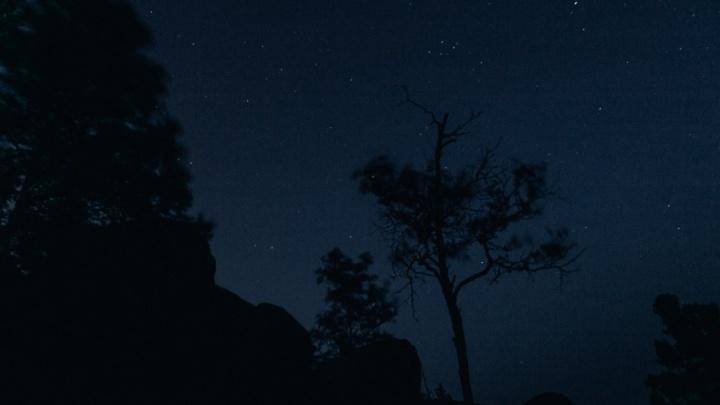 Глубокой ночью с Первого Столба спасли испуганного туриста