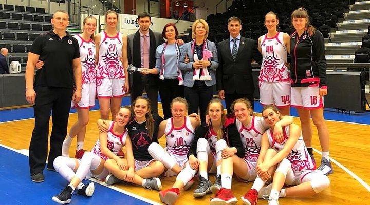 В Ростове пройдет финал Европейской женской баскетбольной лиги