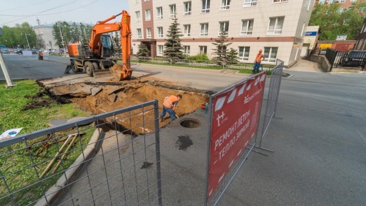 Движение по Комсомольскому проспекту в выходные закрывать не будут