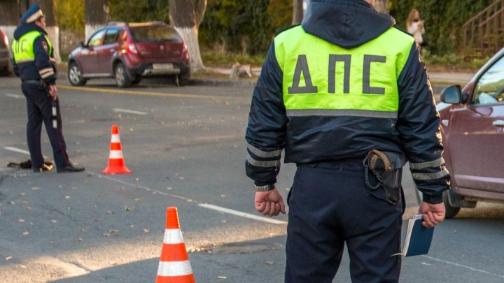 В Самарской области будут судить наркомана на «Тойоте», который нарочно сбил инспектора ДПС