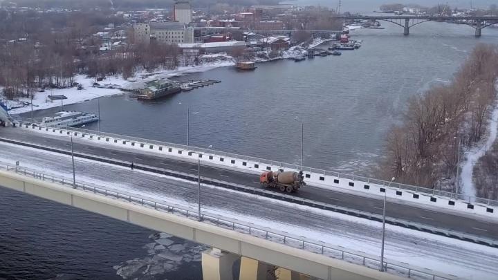 В Минтрансе рассказали, какие неудобства таит временная схема движения по Фрунзенскому мосту