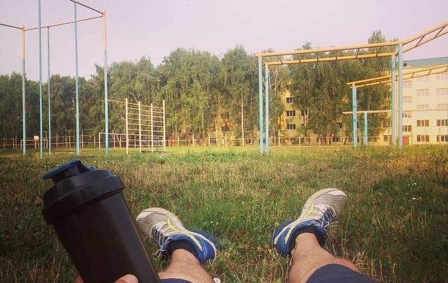 День труда в Уфе отметят тренировкой на свежем воздухе