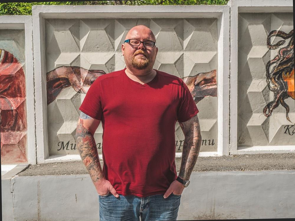 Первую татуировку Анатолий сделал в 90-х, а погрузился в тату-культуру только спустя 17 лет