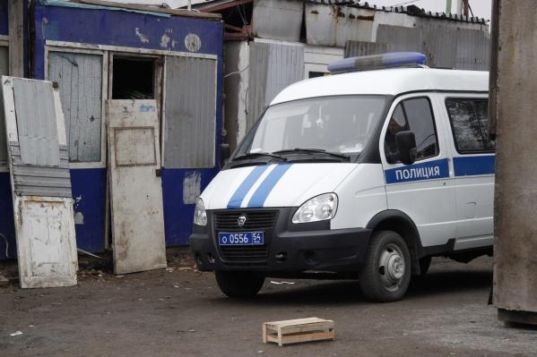 Молодой человек признался в убийстве сотрудникам уголовного розыска и показал место, где спрятал тело