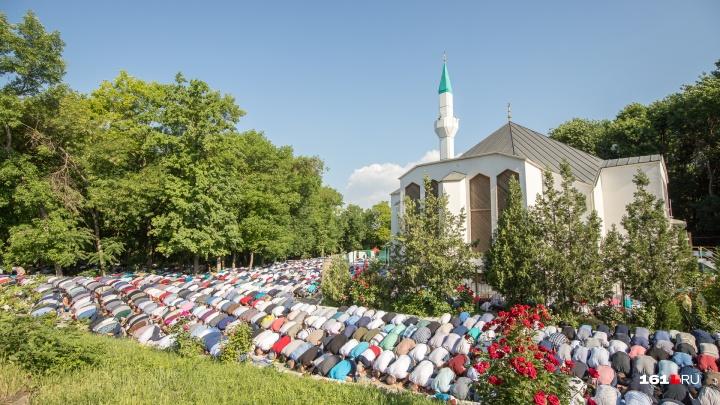 Ураза-байрам: как отметили мусульманский праздник в Ростове