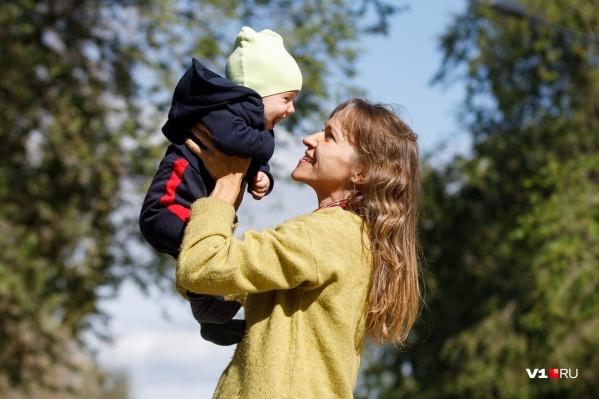Волгоградки верят: рожать дома тоже возможно