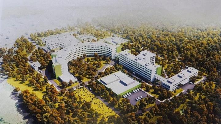 За проект новой инфекционной больницы в Перми заплатят в 2,5 раза больше, чем планировали раньше