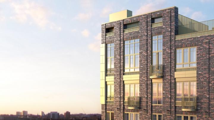 В центре Тюмени построят дом бизнес-класса по эксклюзивному проекту