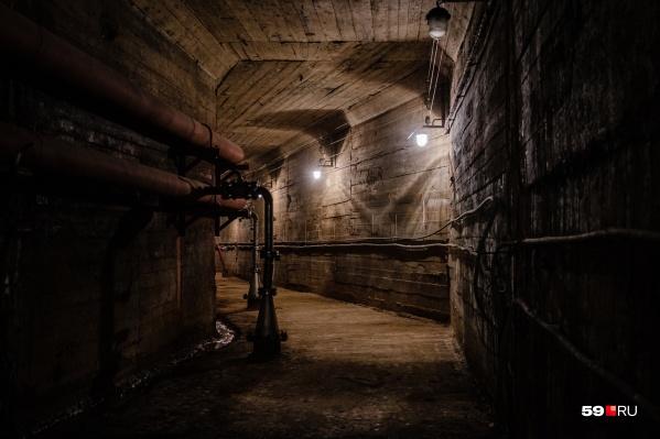 Под КамГЭСом проложены тоннели