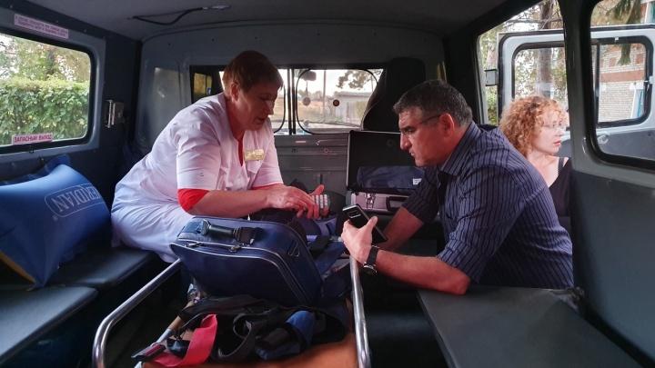 «Ваши врачи на голову выше наших, если работают в таких условиях»: пять дней с израильскими медиками