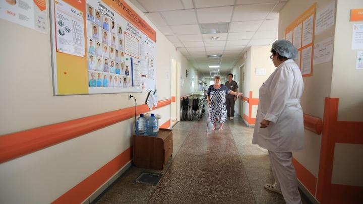 Краевая больница вошла в число 10 больниц России, условия в которых приближены к идеальным