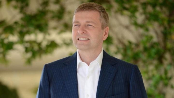В рейтинге самых богатых бизнесменов России журнала Forbes Дмитрий Рыболовлев занял 17-е место