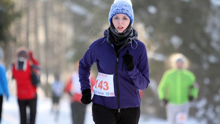 Бегите в лес! В Екатеринбурге пройдёт зимний марафон, но участники не будут раздражать водителей