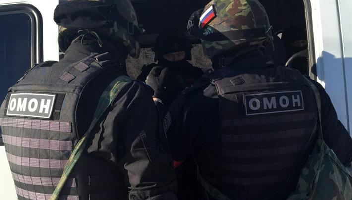Полицейские устроили облаву на мигрантов недалеко от Хилокского рынка