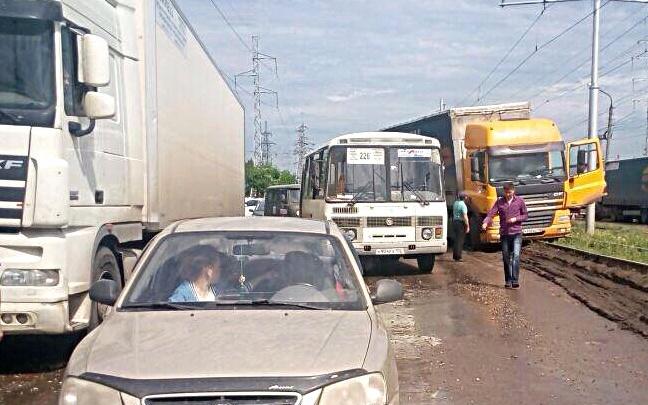 В Башкирии водитель ПАЗа устроил аварию, в которой пострадали два ребенка