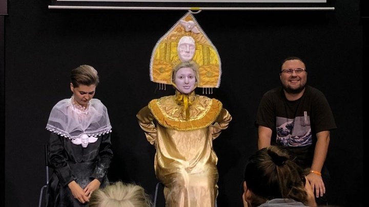 «Это праздник!»: на фестивале «Любимовка» в Москве прозвучала «горячая пьеса» архангелогородца