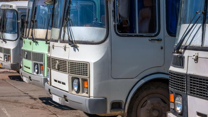 В Самаре отменили автобус № 77