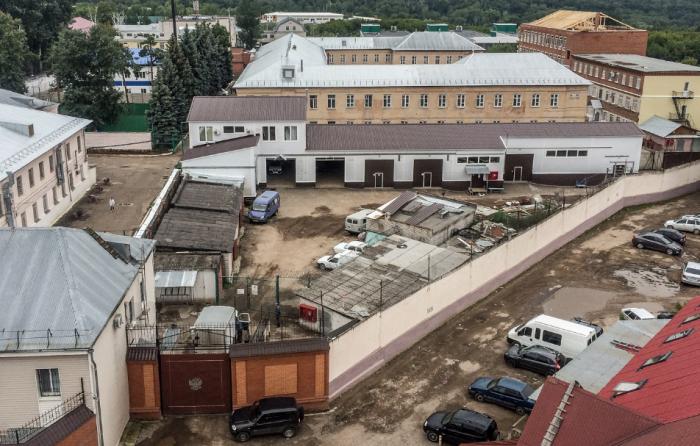 Казанская психиатрическая больница специализированного типа