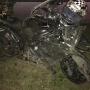 Влетел в яму на дороге: в Челябинске в ДТП серьёзно пострадал мотоциклист