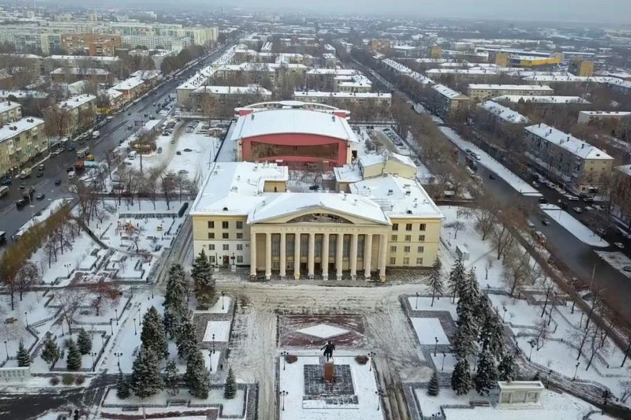 Дом культуры на площади Кирова открыли в 1961 году