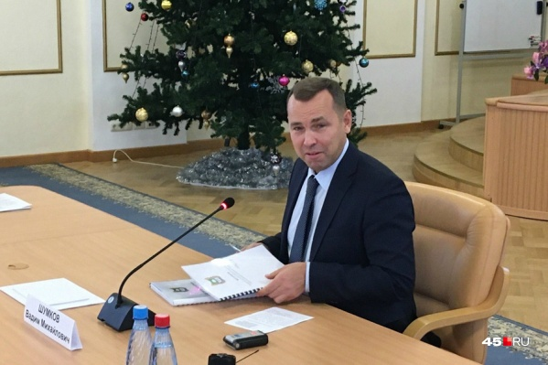 Автор петиции просит Шумкова подписать необходимое распоряжение