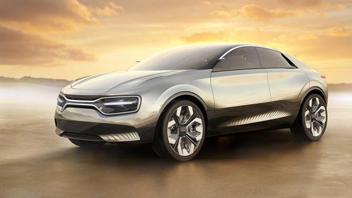 KIA Imagine отражает концепцию электромобилей марки