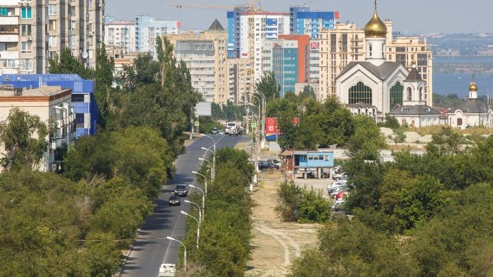 Северный ветер принесет в Волгоград очередное похолодание до +25 °С
