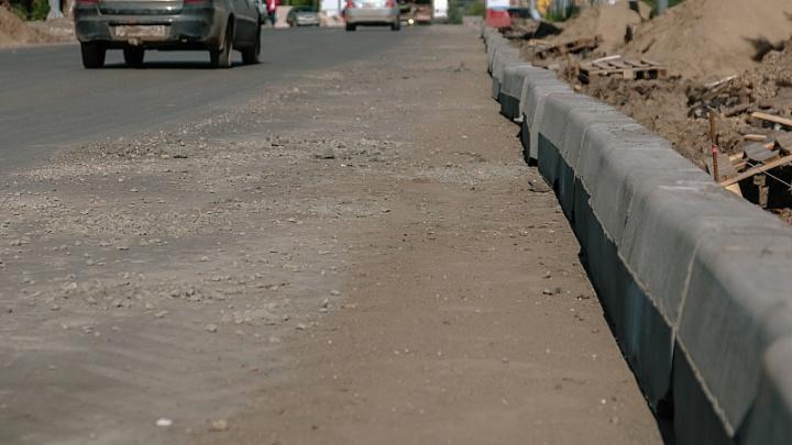 Нарисуют «зебру»: разметку на самарских дорогах пообещали нанести до 15 июля