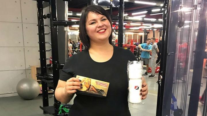«Гулянки, танцы, тренировка»: худеющая со 142 килограммов ярославна показала, как сбрасывает вес