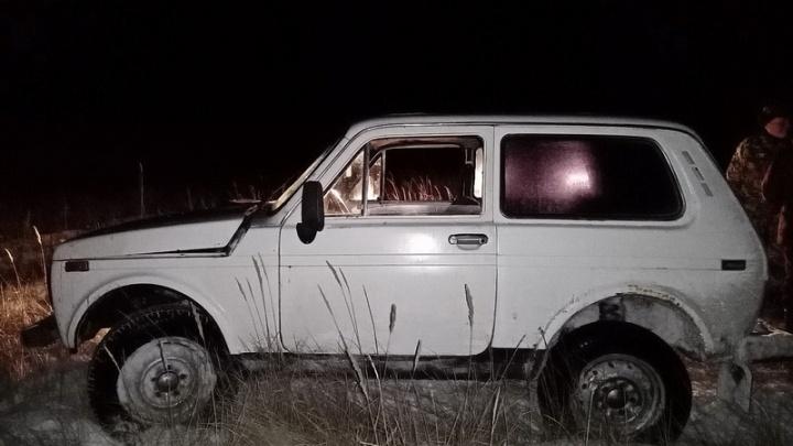Увидев егеря, разбежались в разные стороны: в Зауралье задержали подозреваемых в браконьерстве